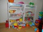 Детские игрушки от рождения до трех лет